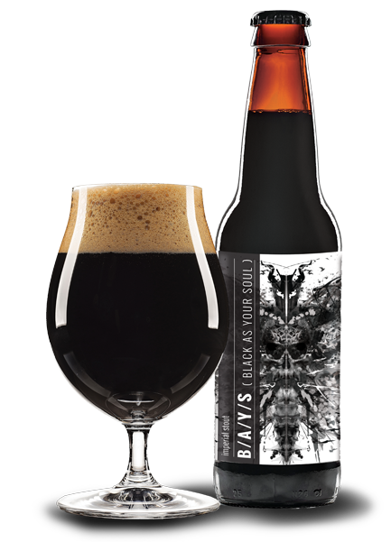 B/A/Y/S (Black As Your Soul) v4.0 - Imperial Stout