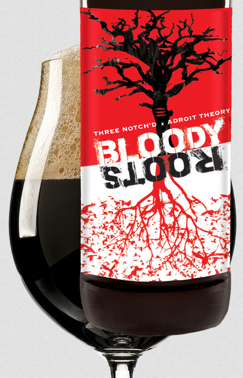 Bloody Roots - Imperial Brown Ale