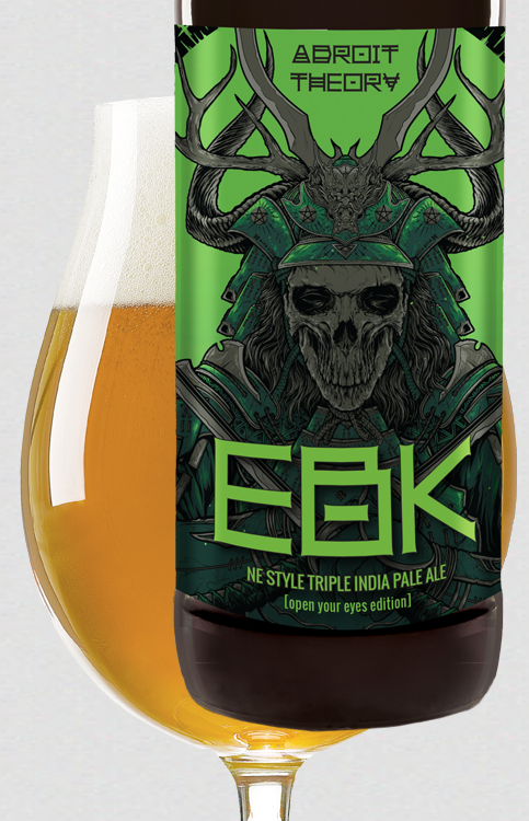 EBK [open your eyes edition] - Triple IPA
