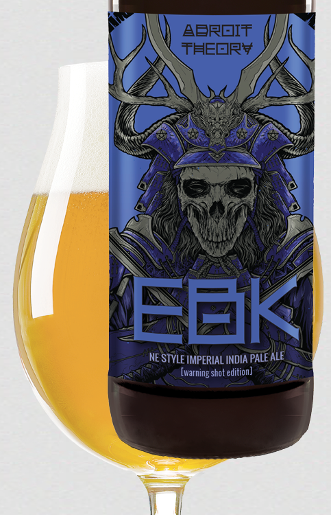 EBK [warning shot edition] - Double IPA