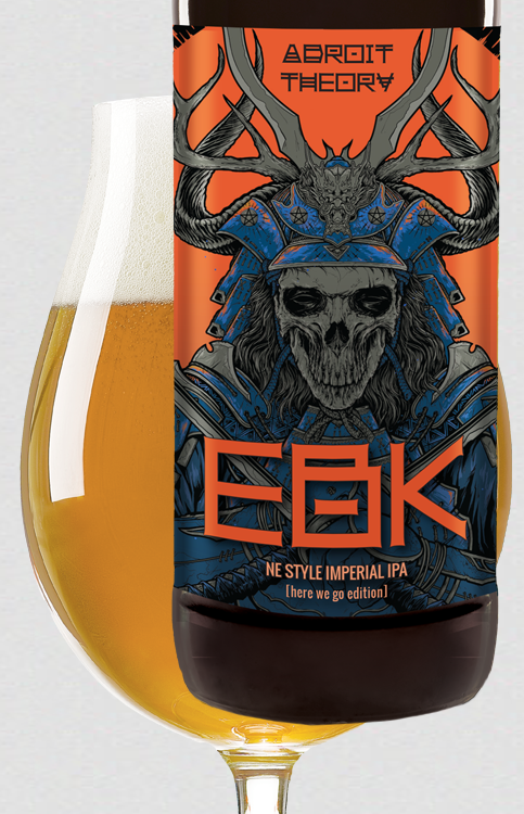 EBK [here we go edition] - Double IPA