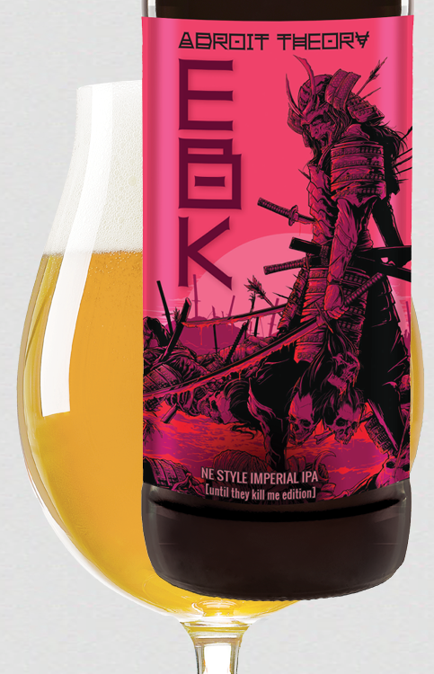 EBK [until they kill me edition] - NE Style Imperial IPA