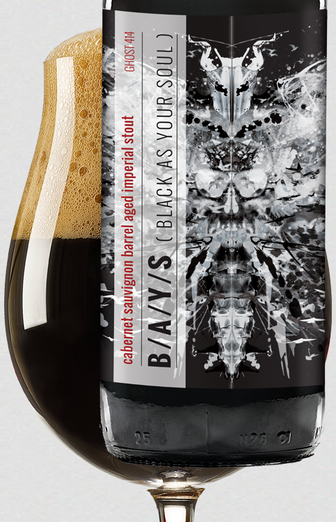 B/A/Y/S [black as your sould] - Cabernet Sauvignon BA Imperial Stout
