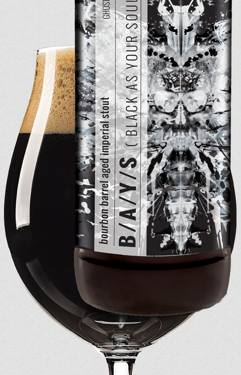 B/A/Y/S [black as your soul] - Bourbon BA Imperial Stout