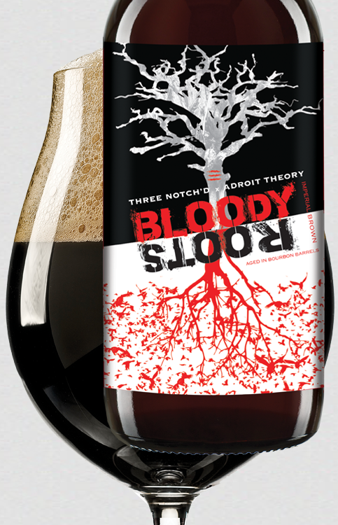 Bloody Roots - Bourbon BA Imperial Brown Ale
