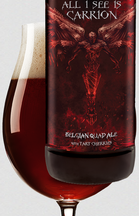 All I See is Carrion - Belgian Quad