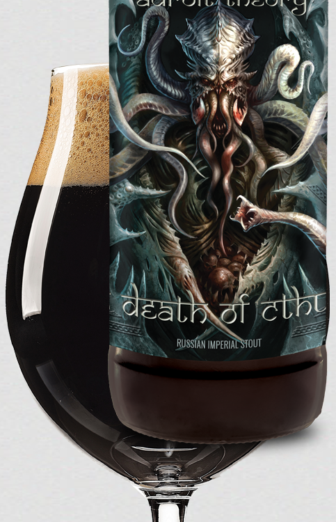 The Death of Cthulhu - Russian Imperial Stout
