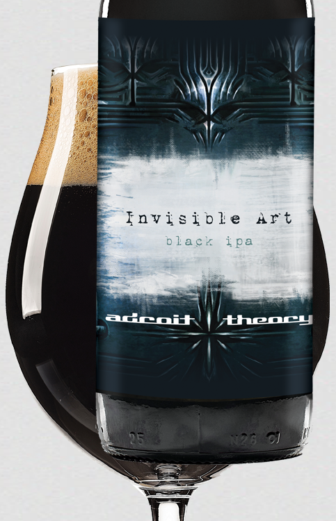 Invisible Art - Black IPA