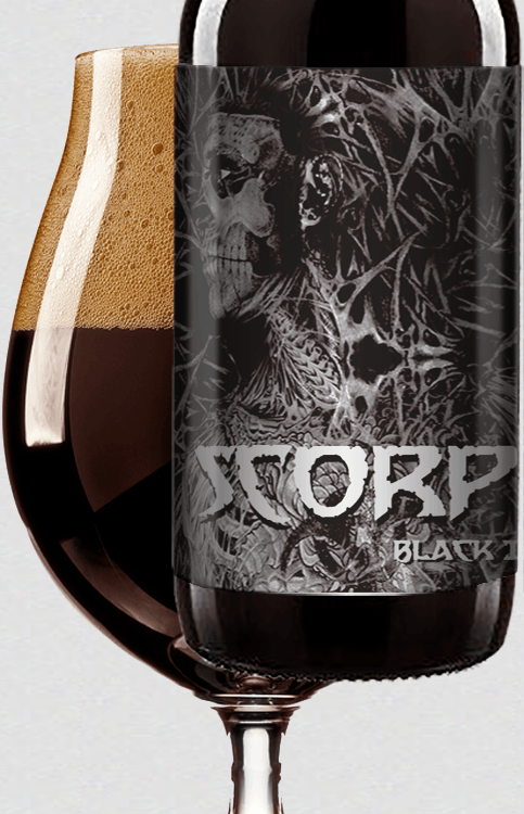 Scorpion - Black IPA